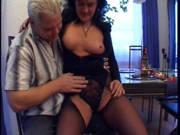 Fick mit der sexy Mitbewohnerin