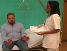 Asiatische Ärztin vernascht deutschen Patient